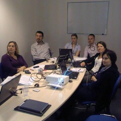 Graduates of the first MSP Practitioner certification course in Central and Eastern Europe