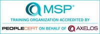 Our MSP Accredited Training Organization - ATO Certificate by PEOPLECERT
